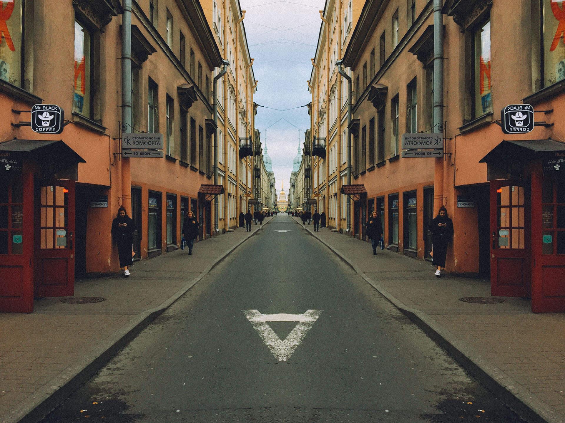 Гороховая улица