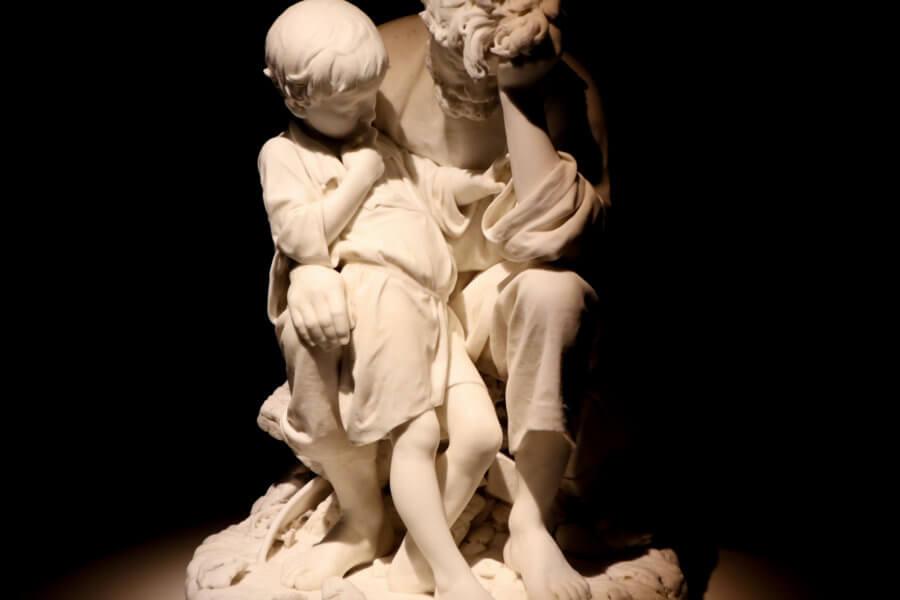 Неподвижность. Выставка классической русской скульптуры